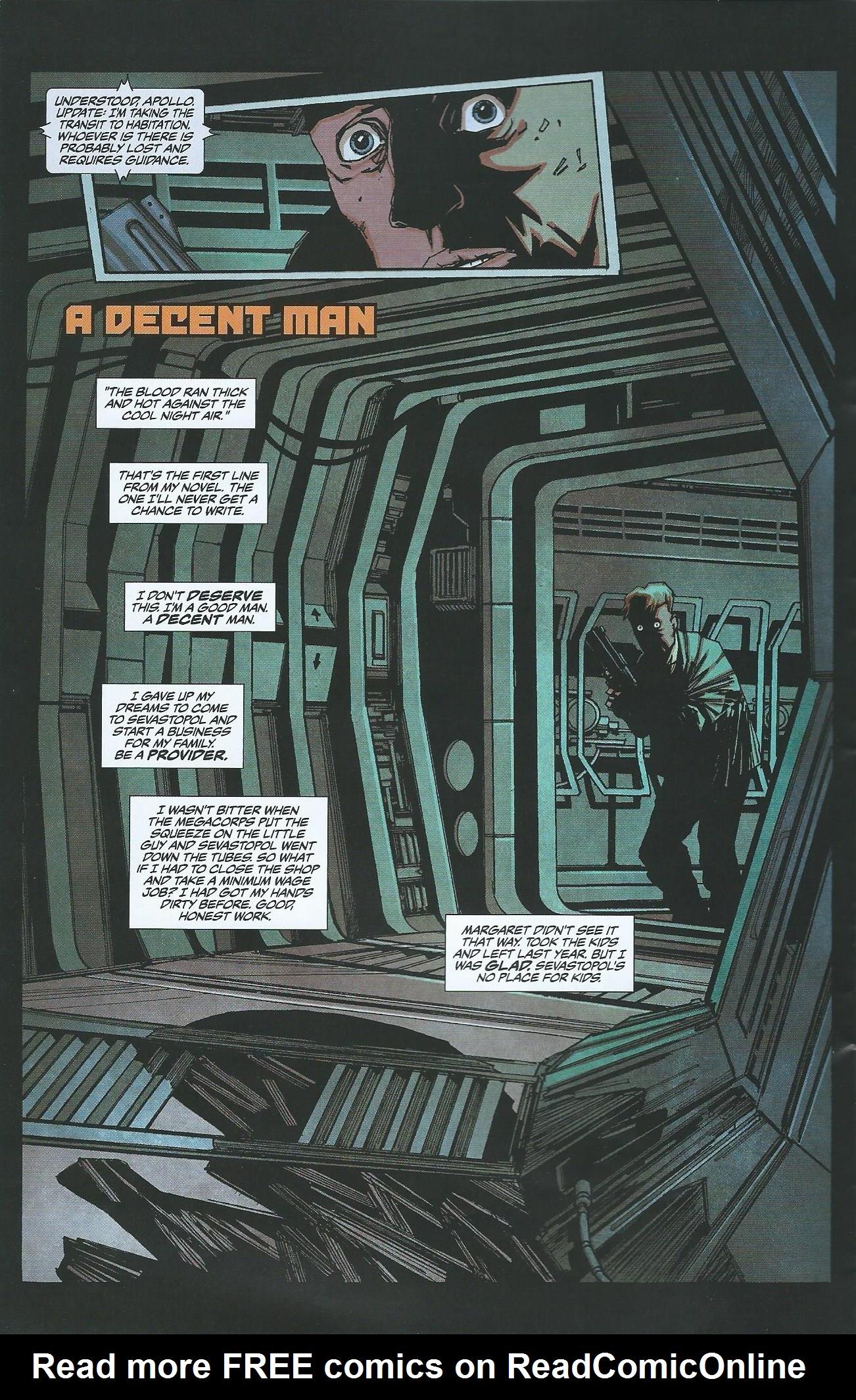 Read online Alien: Isolation comic -  Issue # Full - 9