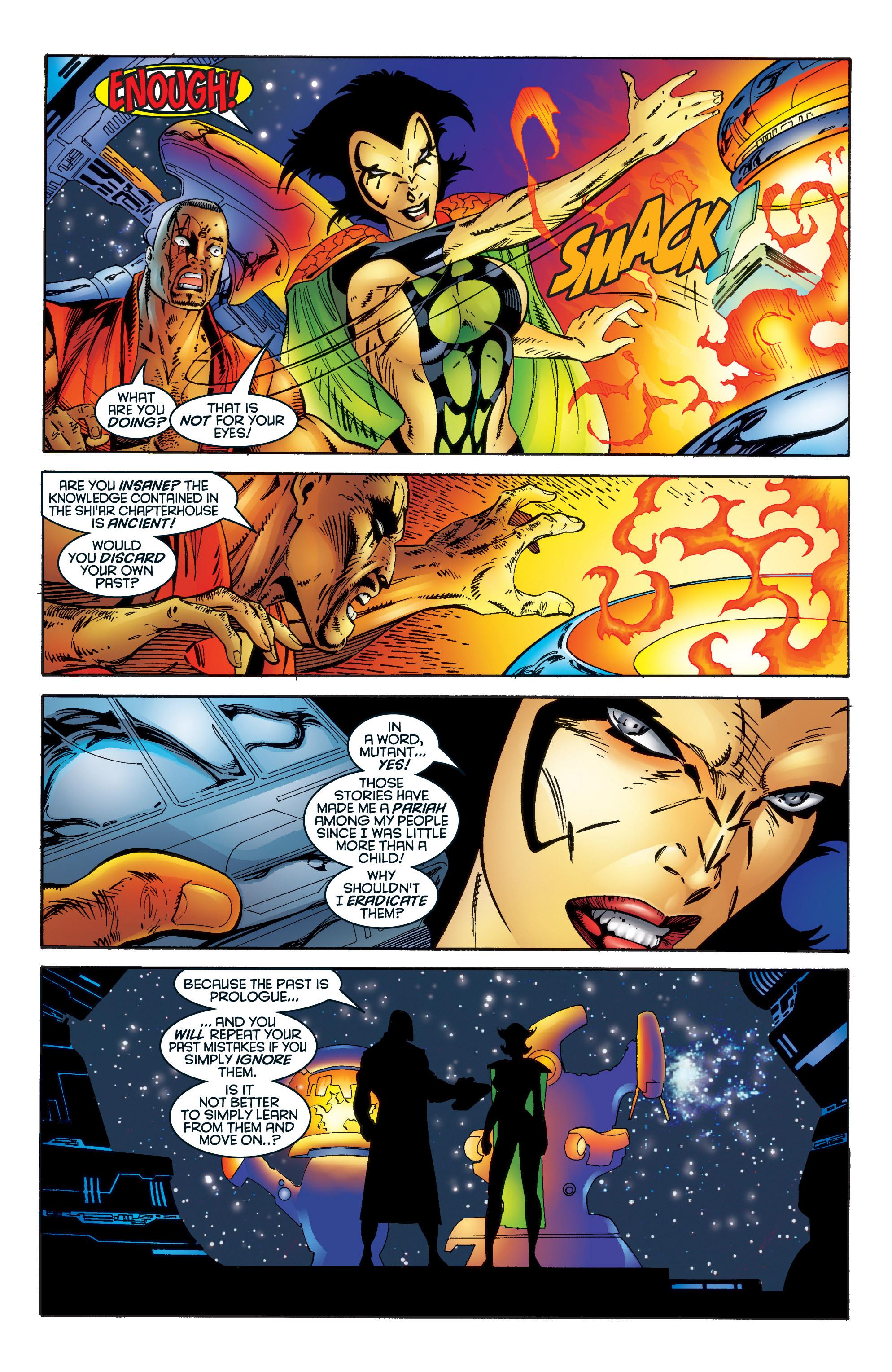 Read online Uncanny X-Men (1963) comic -  Issue #345 - 20
