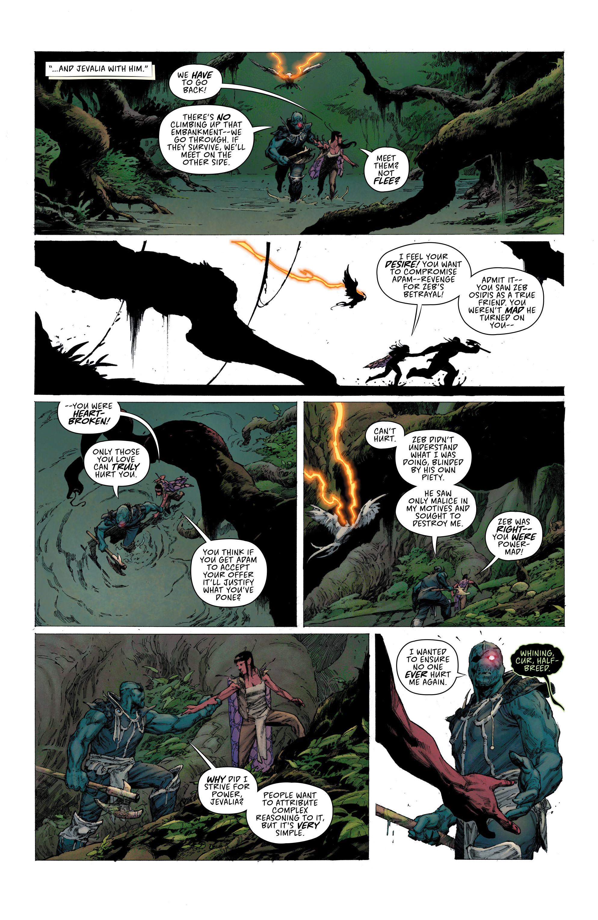 Read online Seven To Eternity comic -  Issue #6 - 16