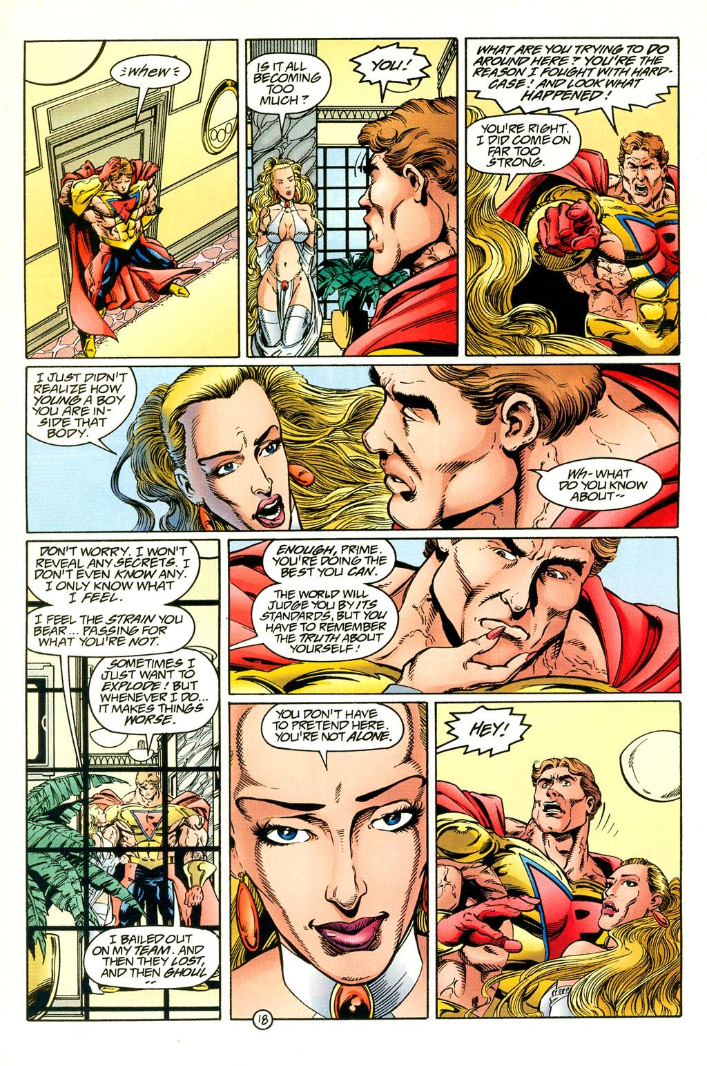Read online UltraForce (1994) comic -  Issue #4 - 18