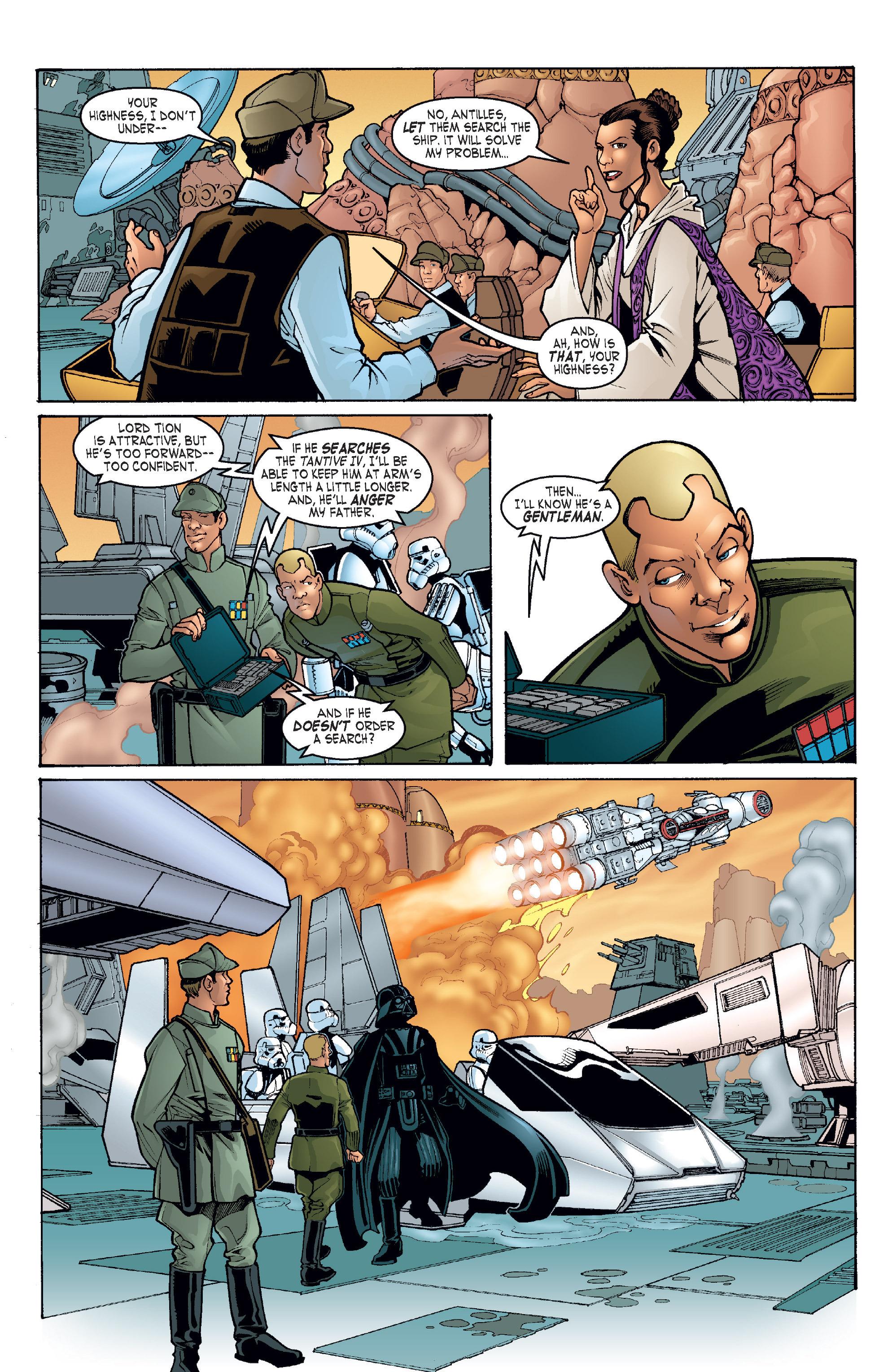 Read online Star Wars Omnibus comic -  Issue # Vol. 17 - 108