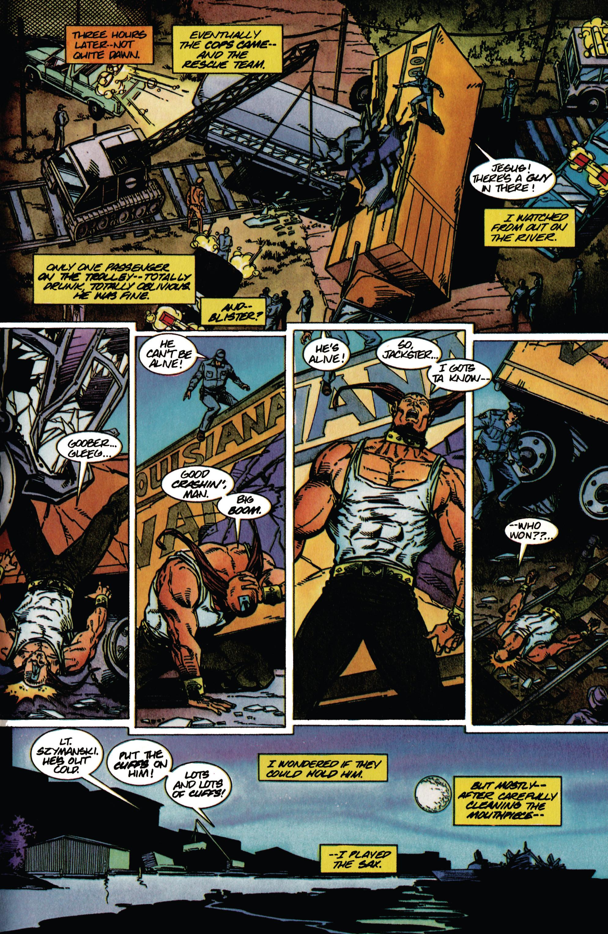 Read online Shadowman (1992) comic -  Issue #38 - 21