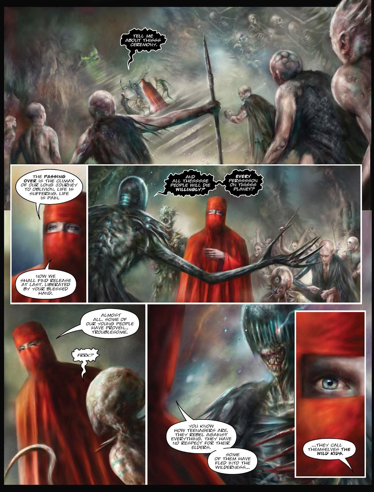Judge Dredd Megazine (Vol. 5) issue 427 - Page 58