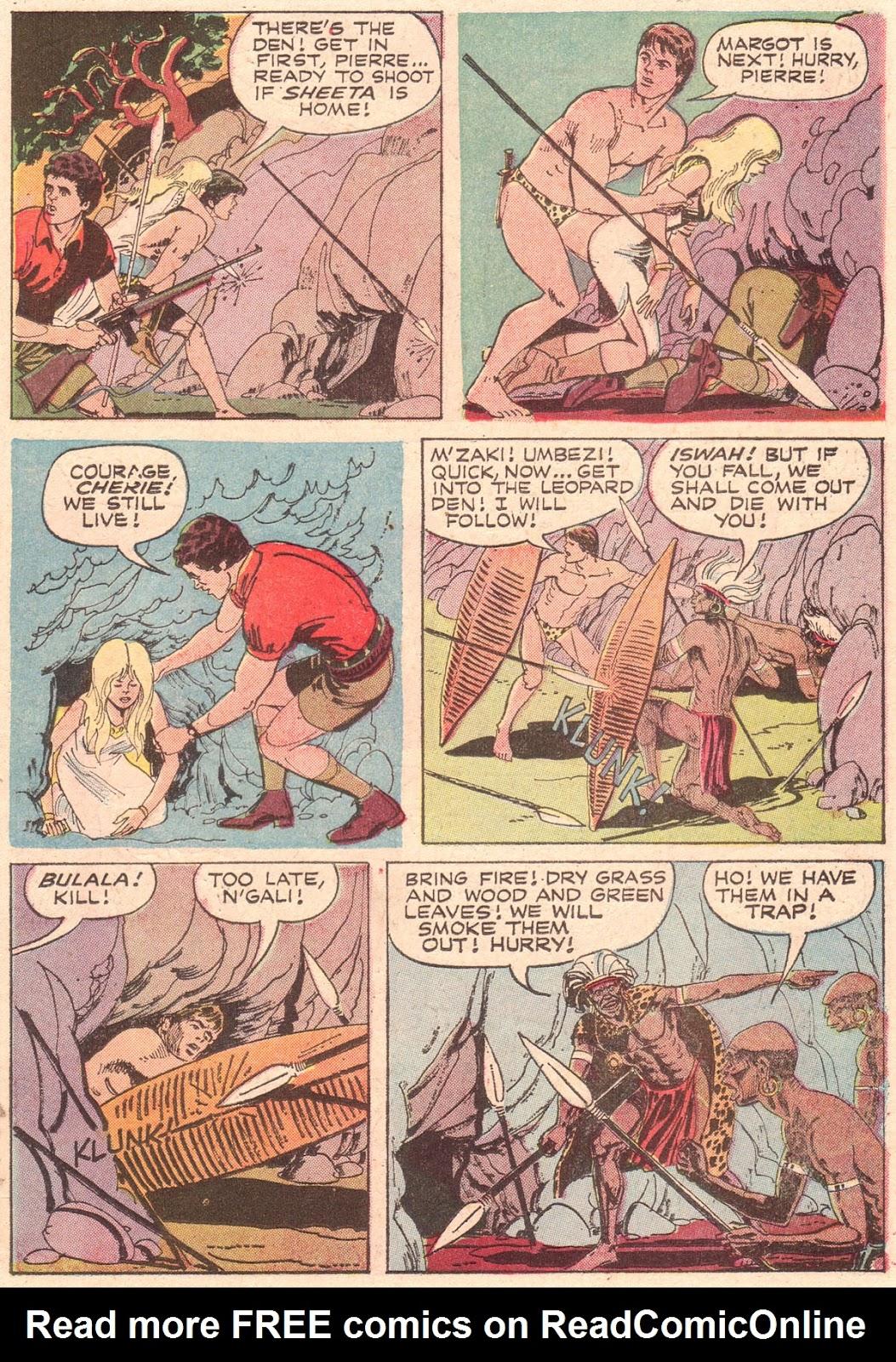 Korak, Son of Tarzan (1964) issue 38 - Page 14