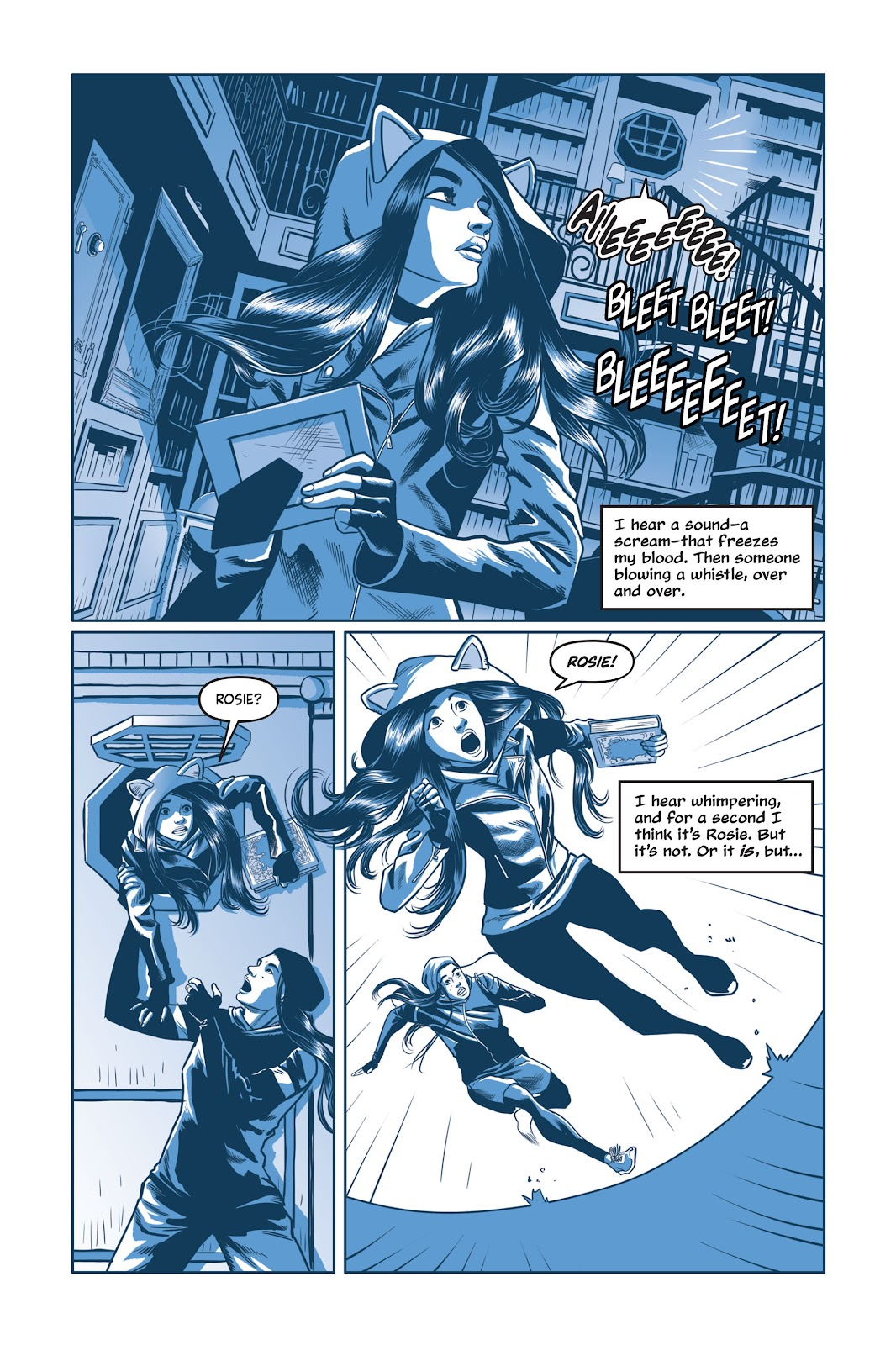 Read online Under the Moon: A Catwoman Tale comic -  Issue # TPB (Part 2) - 49