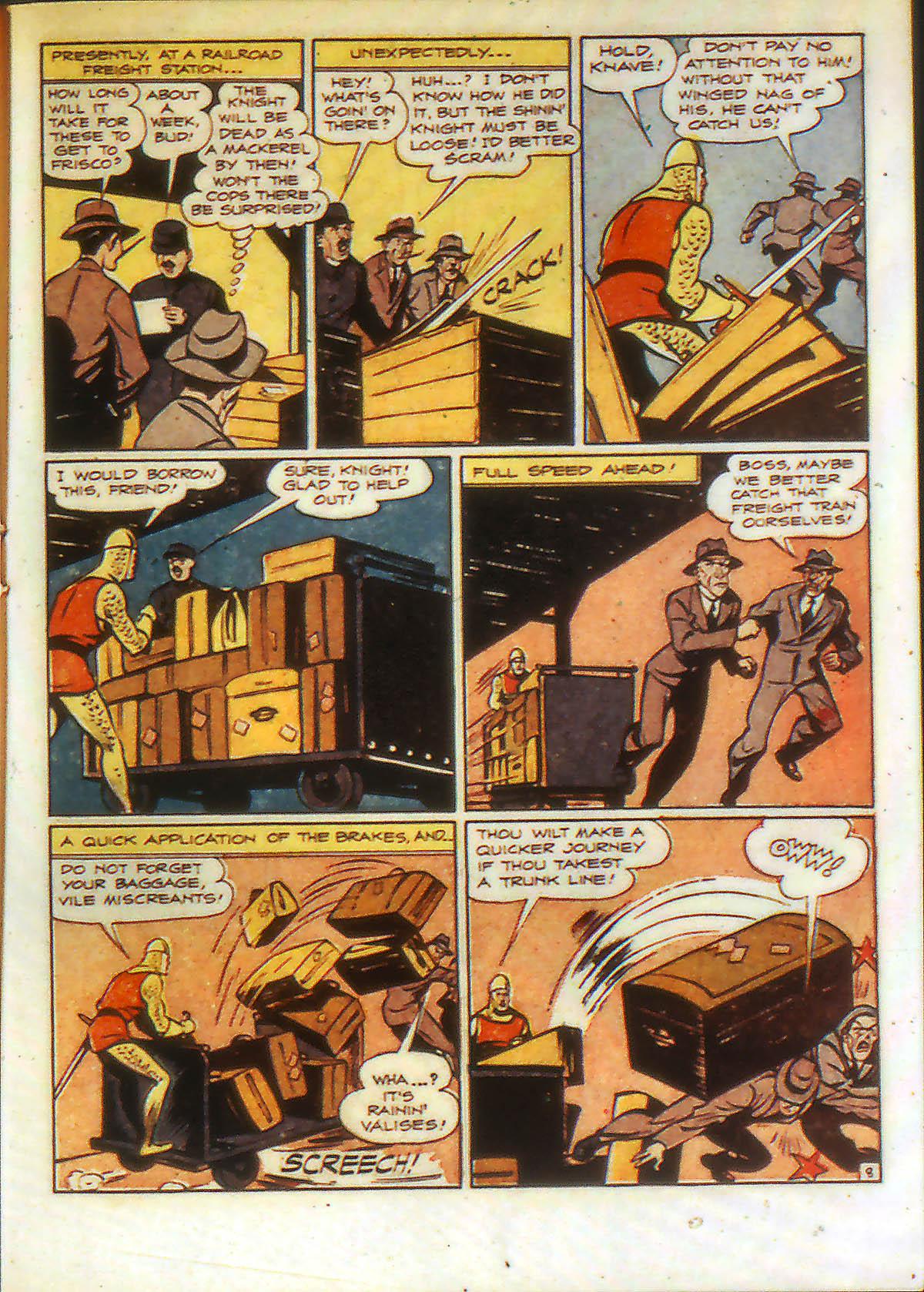 Read online Adventure Comics (1938) comic -  Issue #90 - 27
