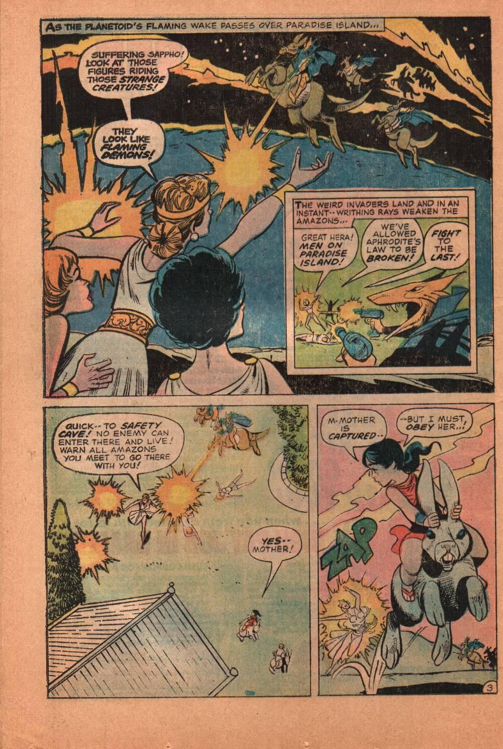 Read online Wonder Woman (1942) comic -  Issue #209 - 23