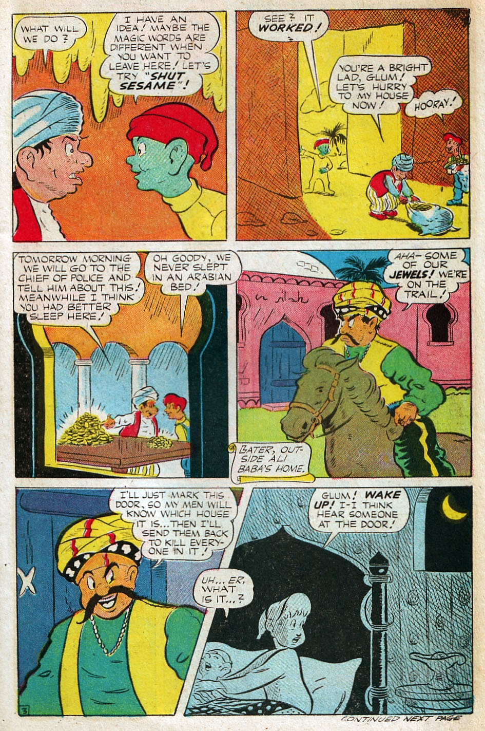 Jingle Jangle Comics issue 15 - Page 13