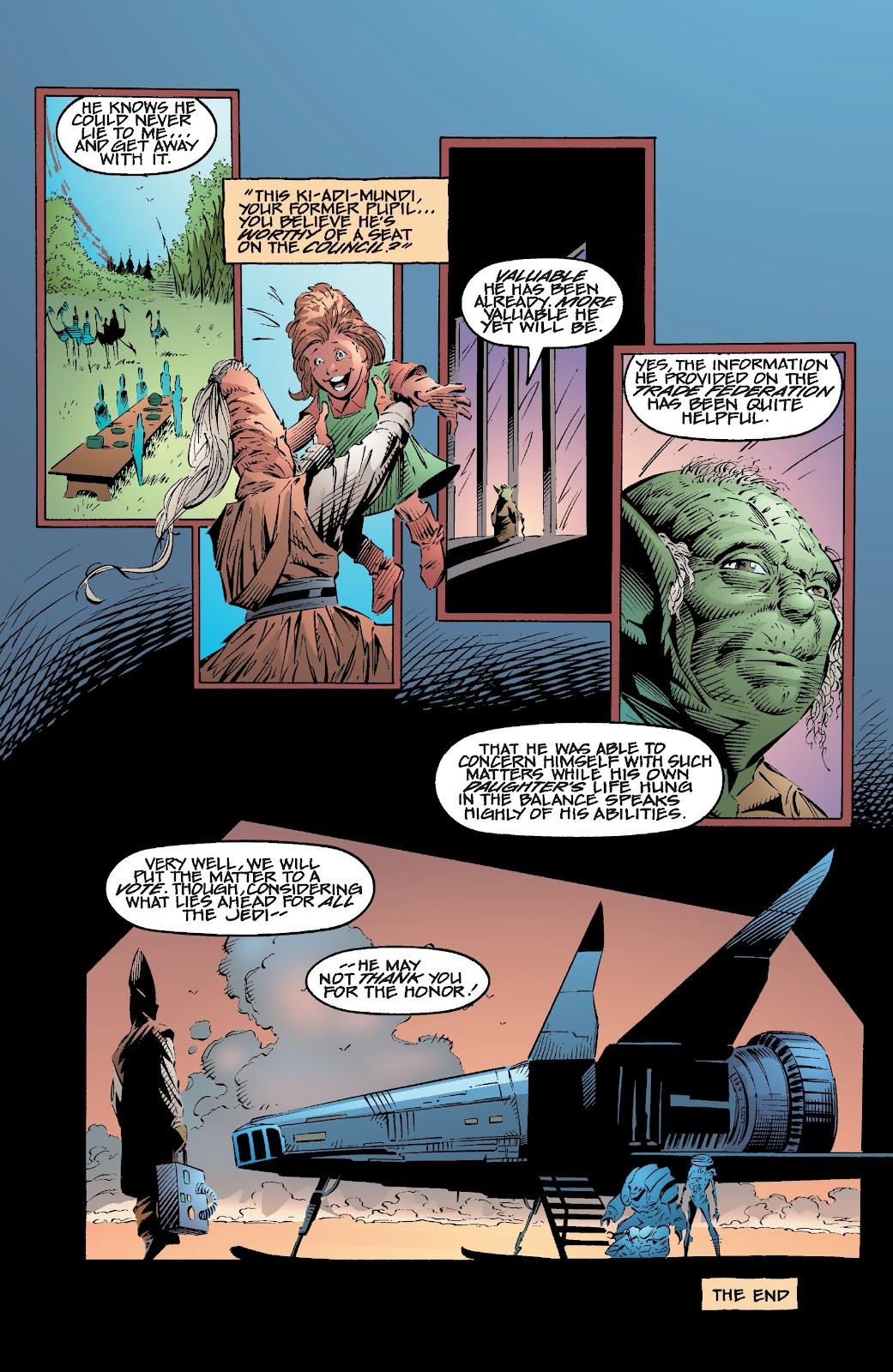 Read online Star Wars Legends: Rise of the Sith - Epic Collection comic -  Issue # TPB 2 (Part 2) - 26