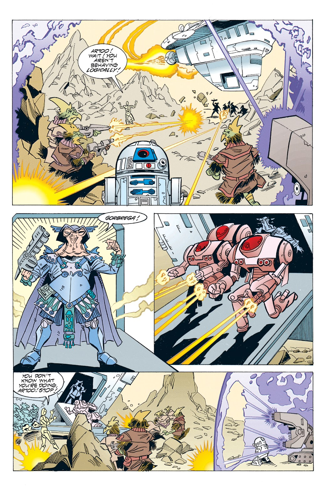 Read online Star Wars Legends Epic Collection: The Empire comic -  Issue # TPB 5 (Part 4) - 42