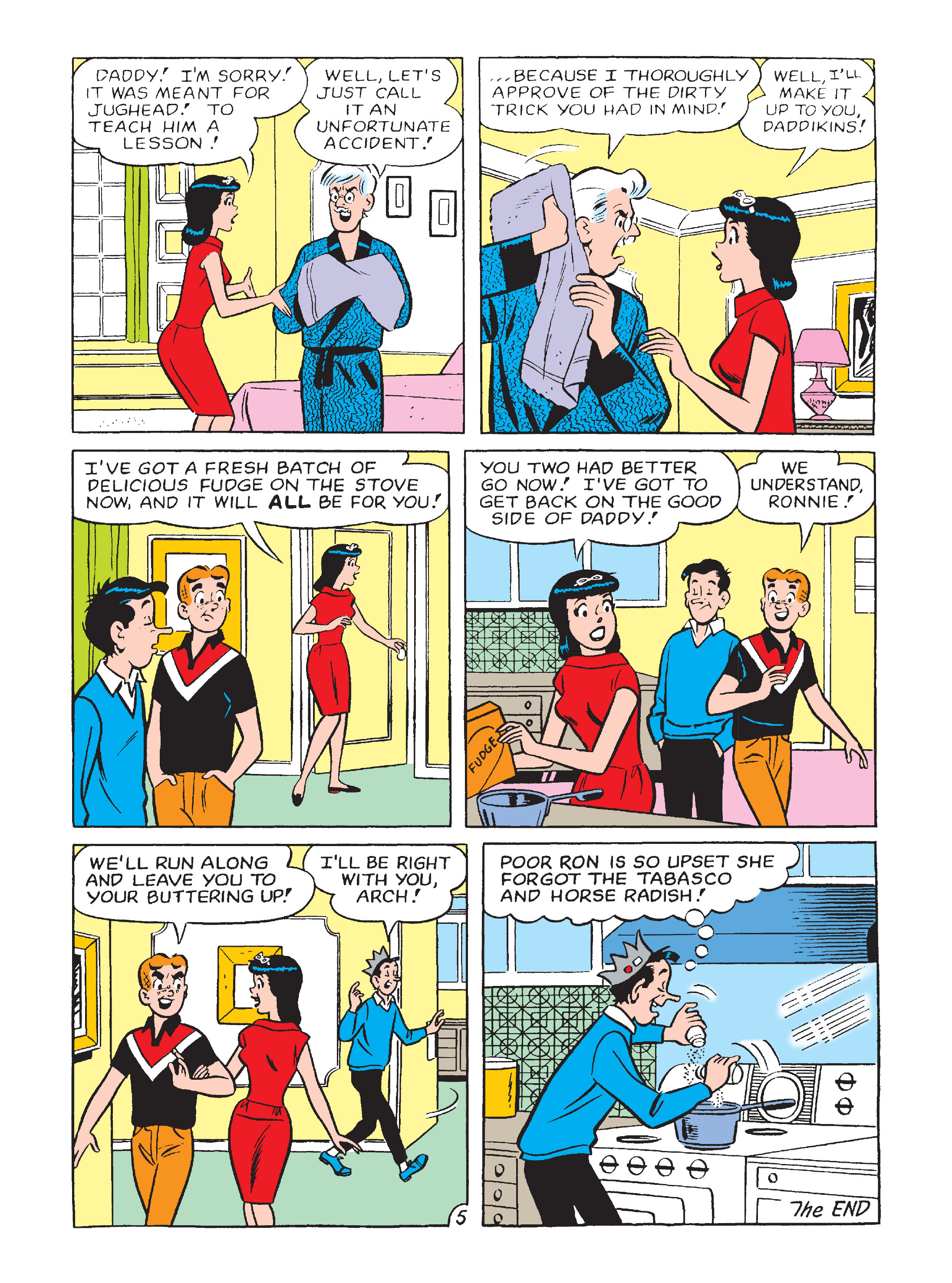 Read online Archie's Funhouse Double Digest comic -  Issue #2 - 33
