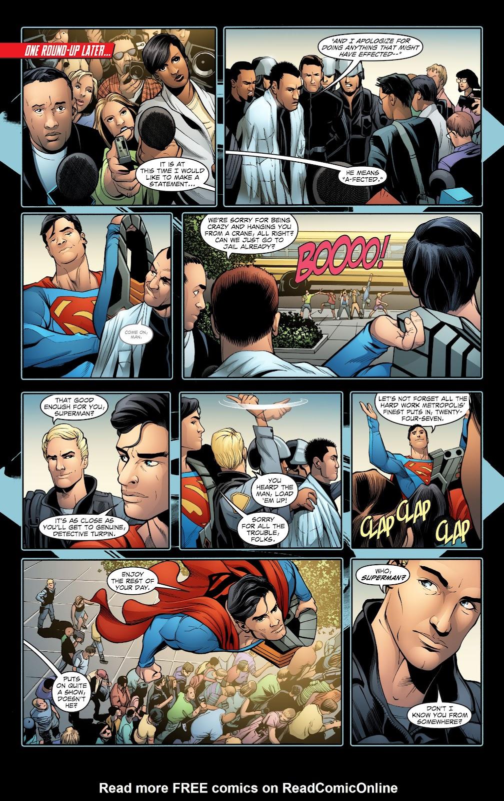 Read online Smallville Season 11 [II] comic -  Issue # TPB 2 - 27