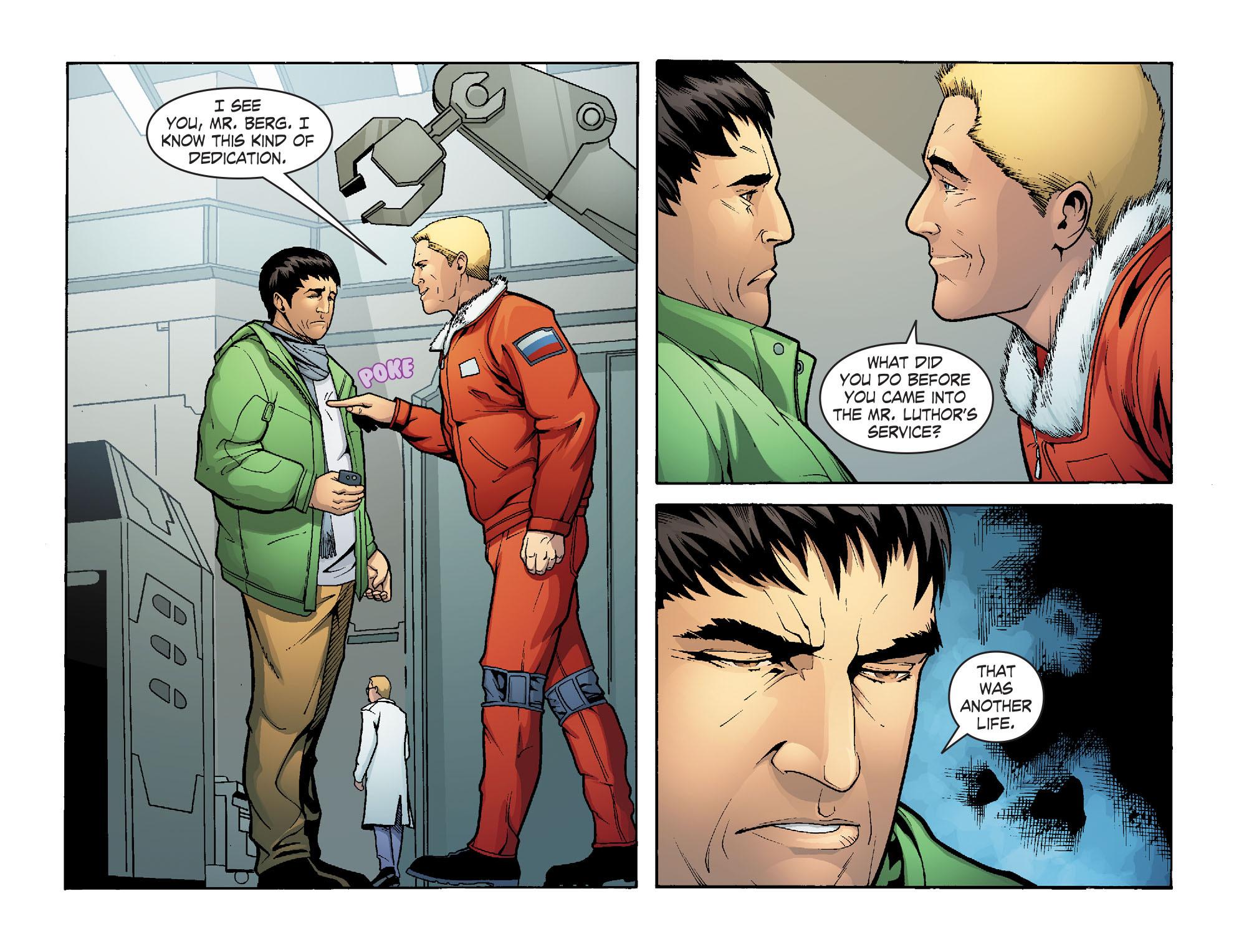 Read online Smallville: Alien comic -  Issue #8 - 15