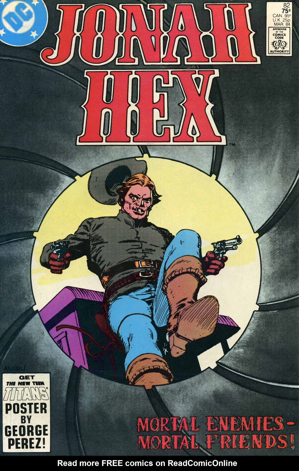 Jonah Hex (1977) 82 Page 1