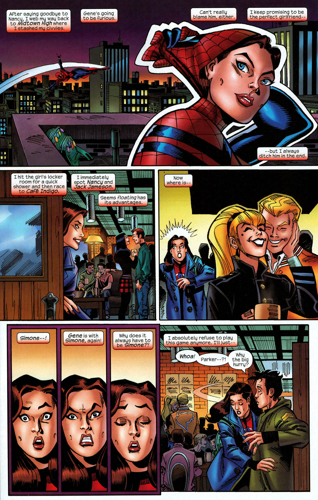Read online Amazing Spider-Girl comic -  Issue #22 - 9