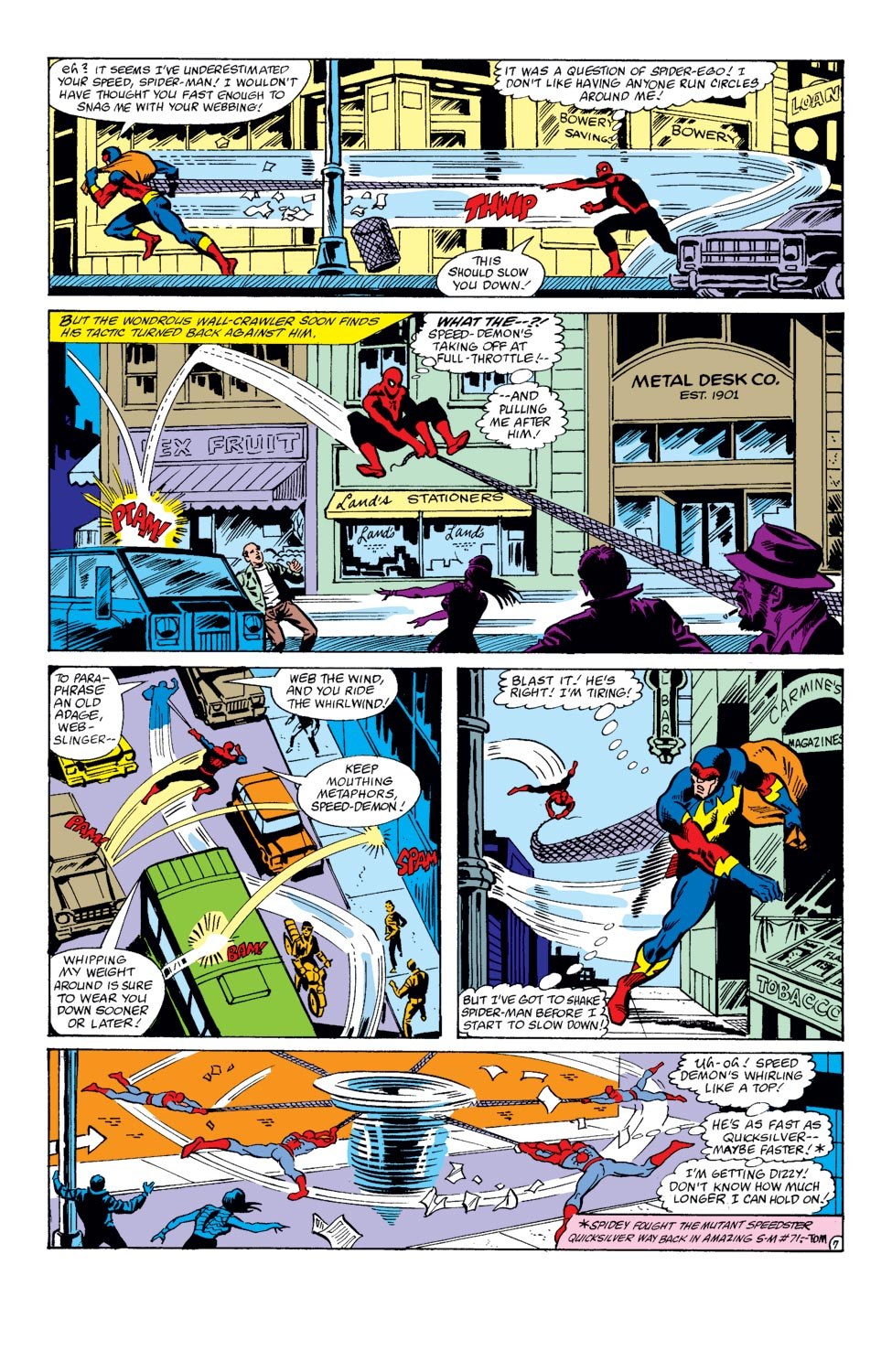 The Amazing Spider-Man (1963) 222 Page 7