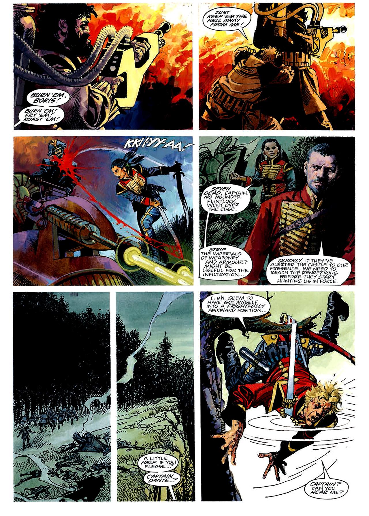 Read online Nikolai Dante comic -  Issue # TPB 4 - 29