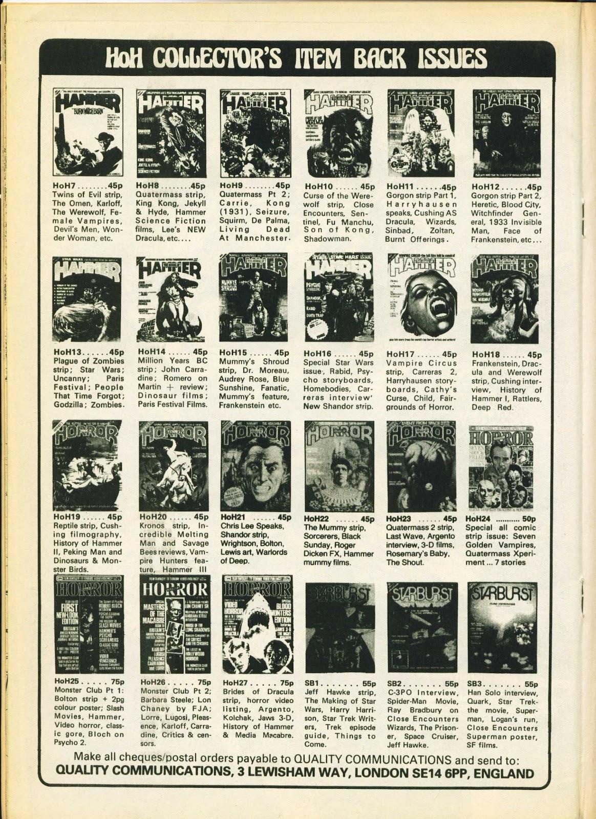 Warrior Issue #23 #24 - English 26