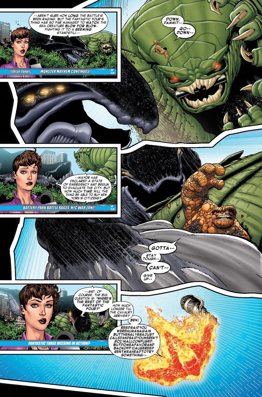 Read online Fantastic Four: Season One comic -  Issue # TPB - 102