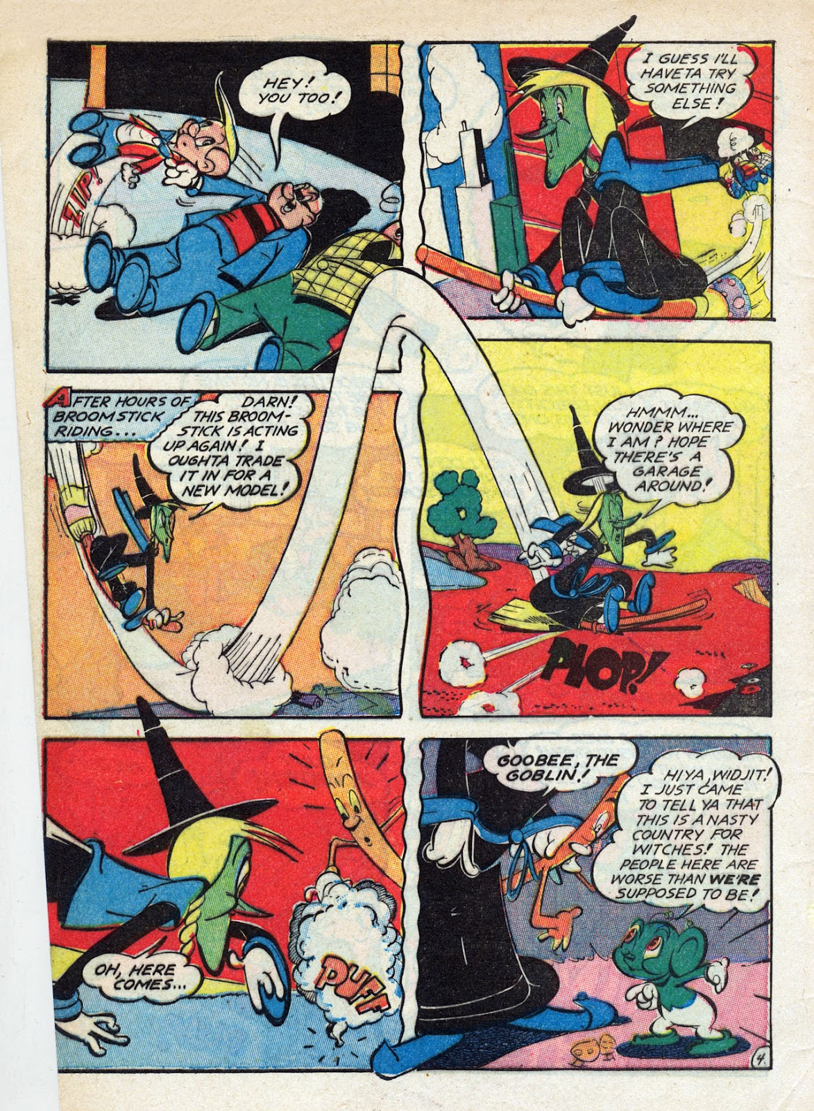 Read online Comedy Comics (1942) comic -  Issue #13 - 7