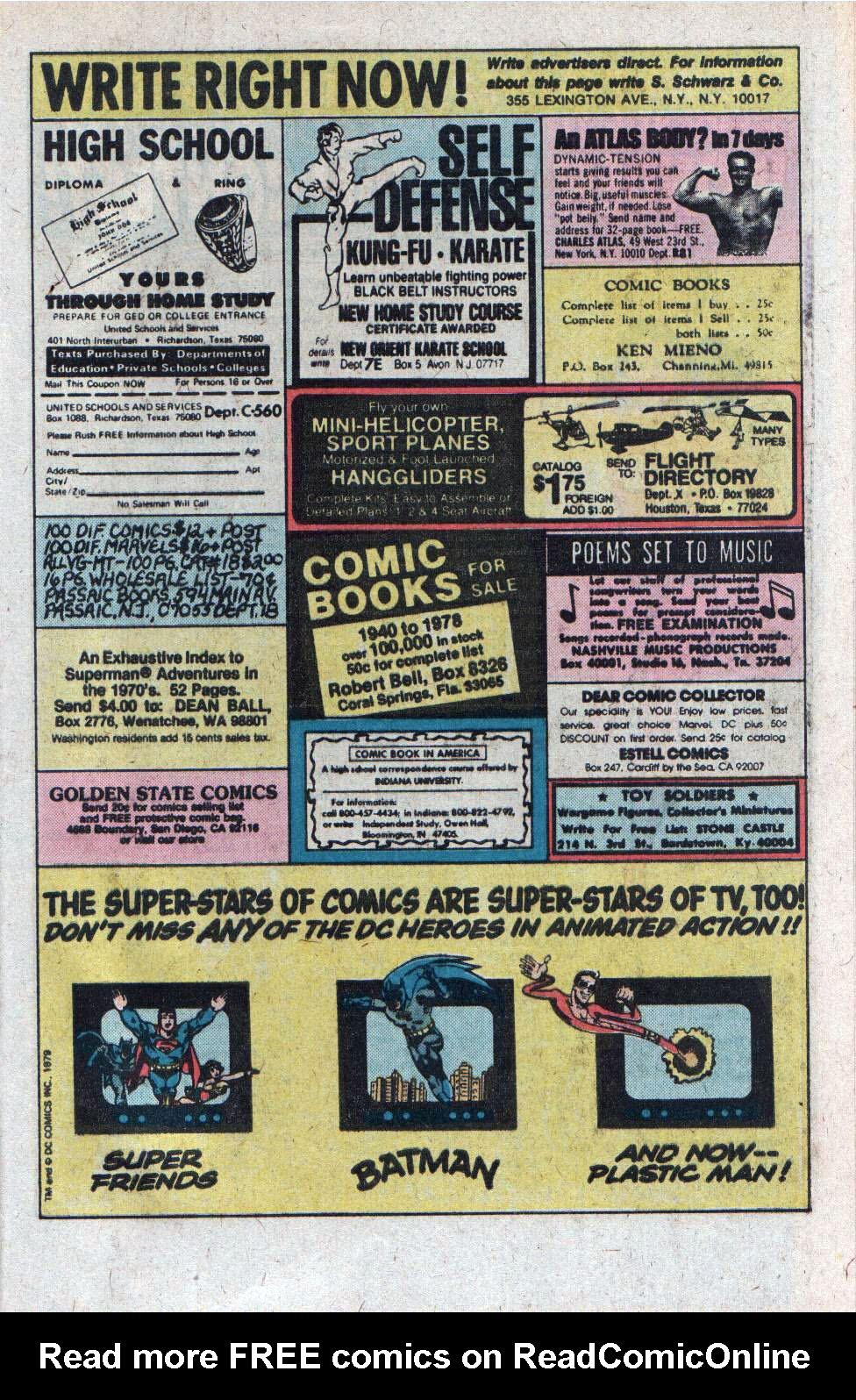 Read online Adventure Comics (1938) comic -  Issue #472 - 28