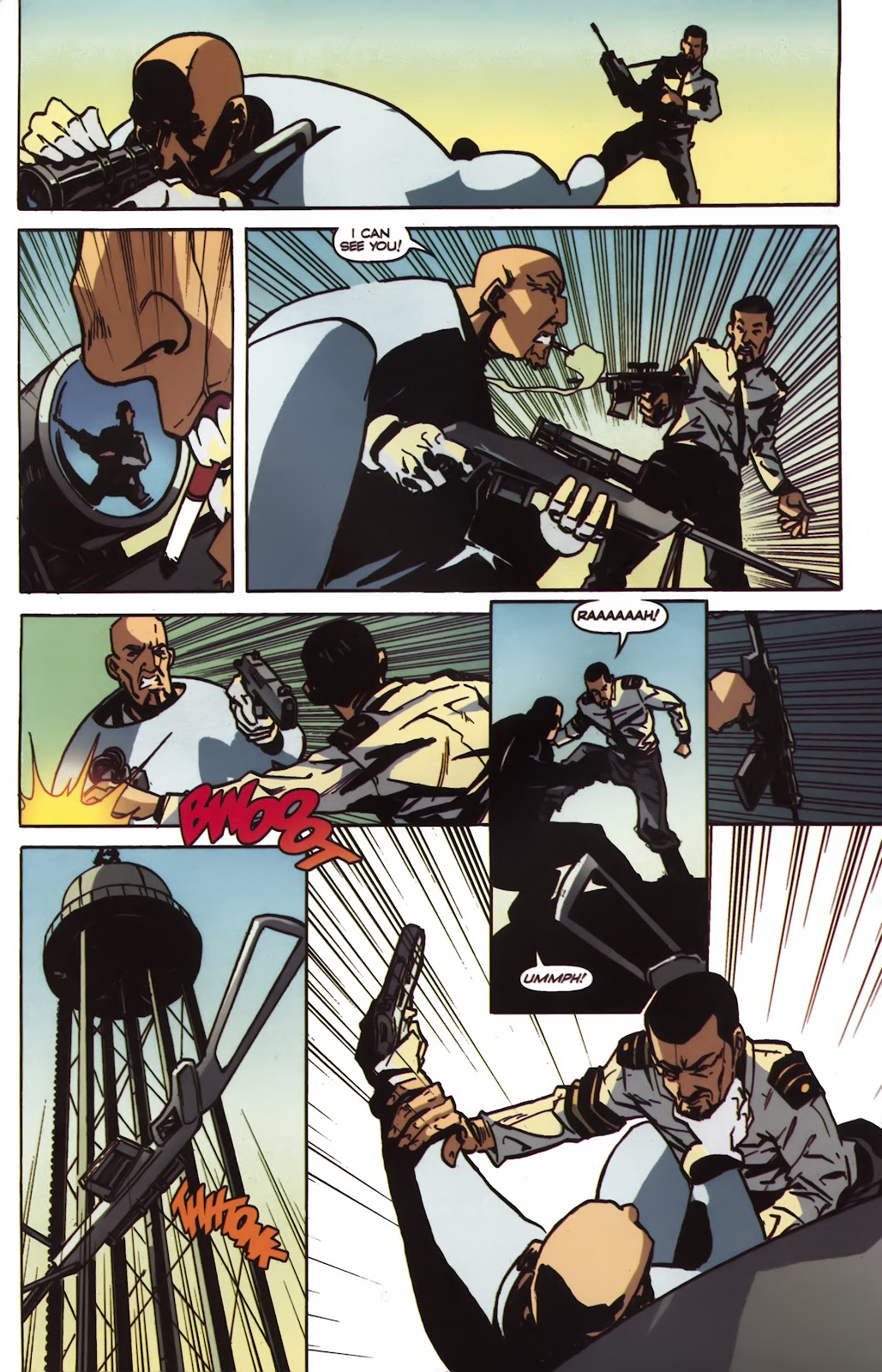 Read online Ricky Rouse Has A Gun comic -  Issue # TPB (Part 2) - 32