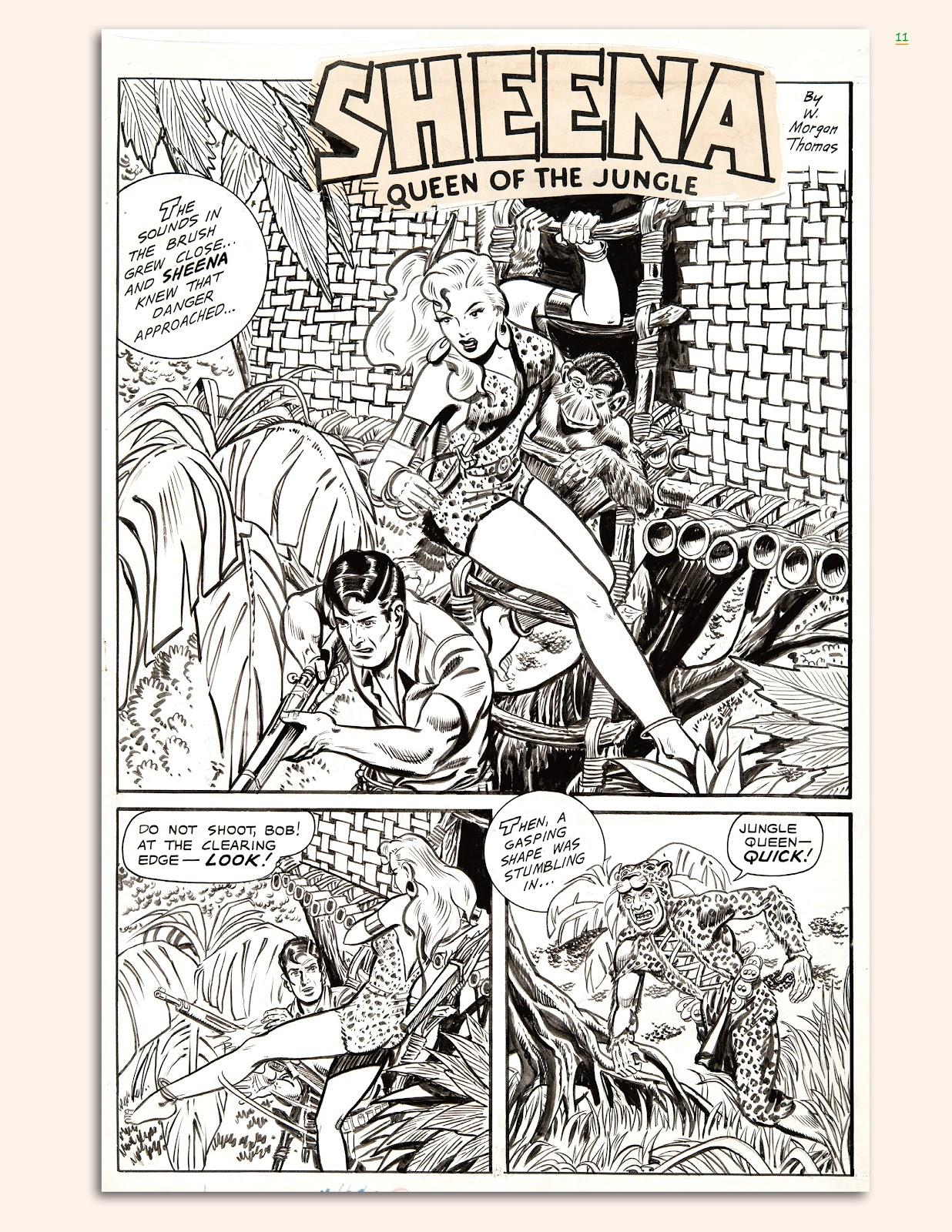 Read online Jungle Girls comic -  Issue # TPB (Part 1) - 13