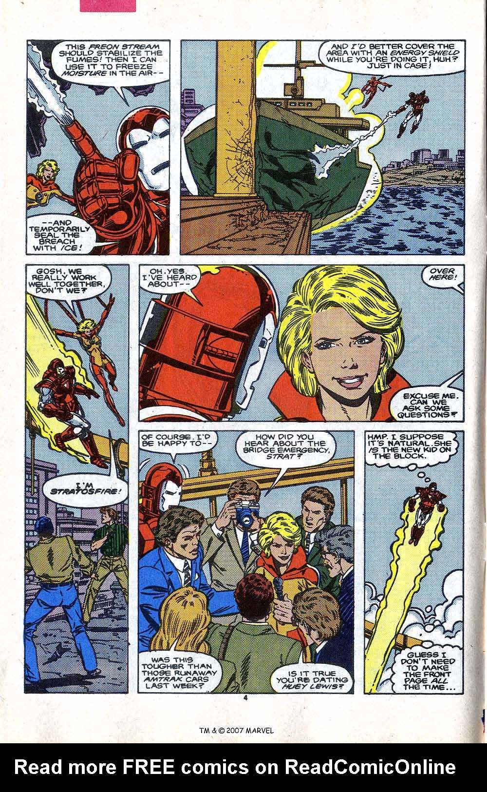 Iron Man Annual issue 9 - Page 6