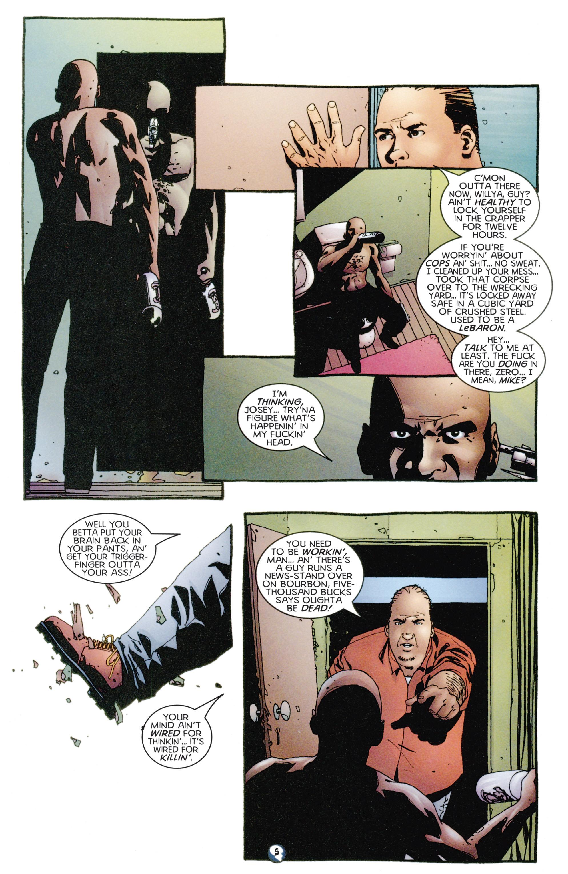 Read online Shadowman (1997) comic -  Issue #6 - 6