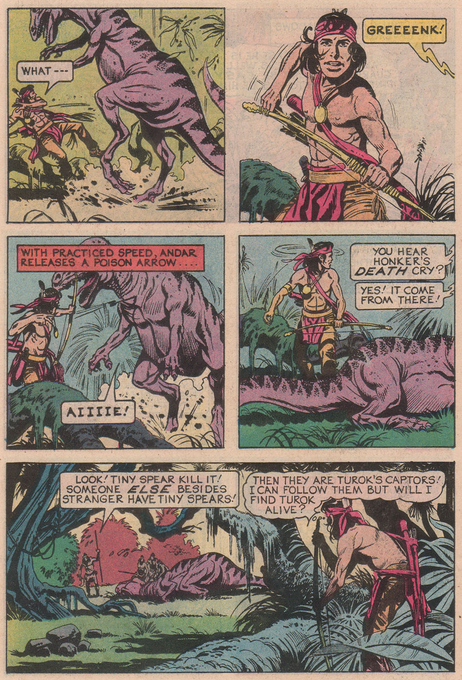 Read online Turok, Son of Stone comic -  Issue #113 - 11