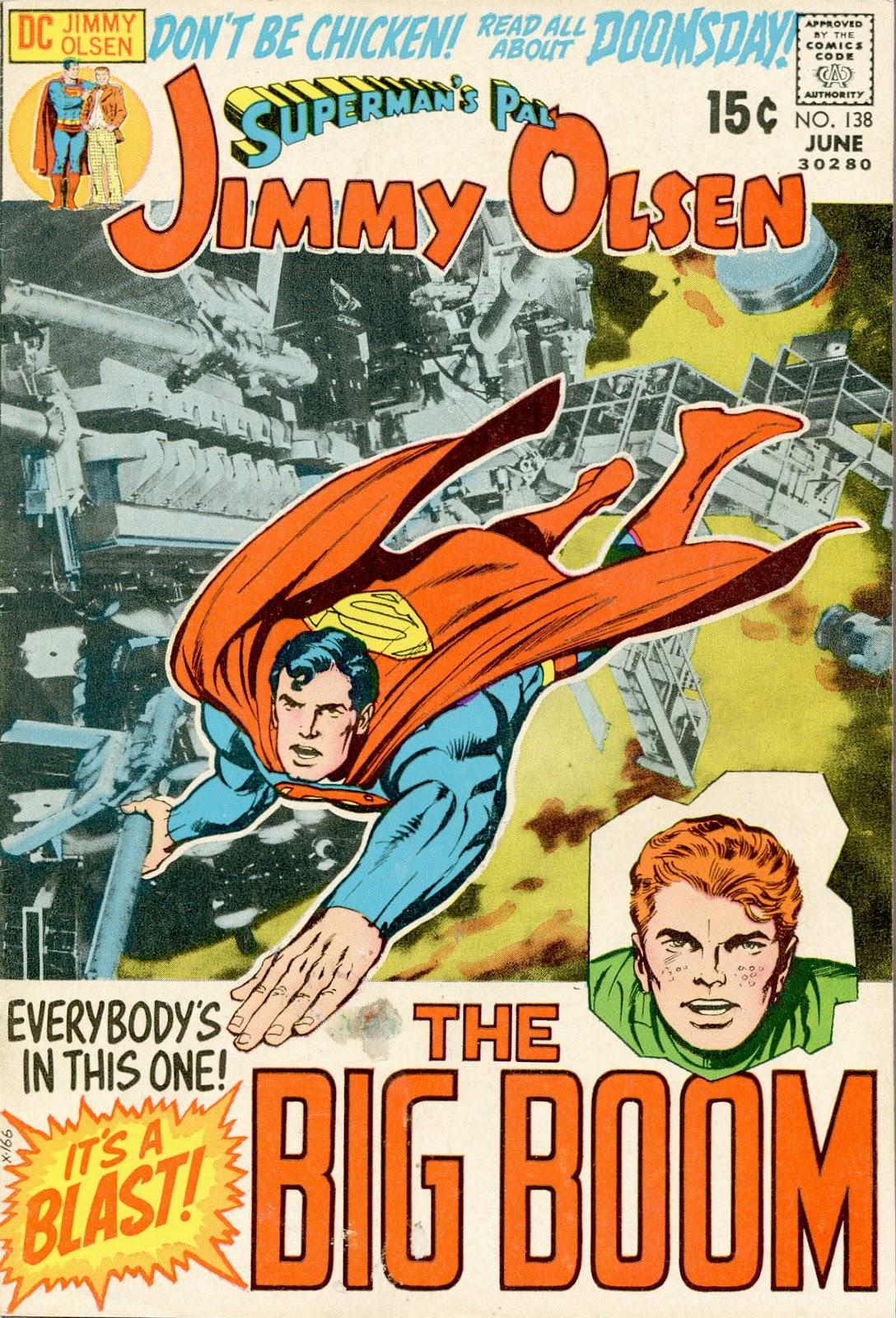 Supermans Pal Jimmy Olsen (1954) 138 Page 1