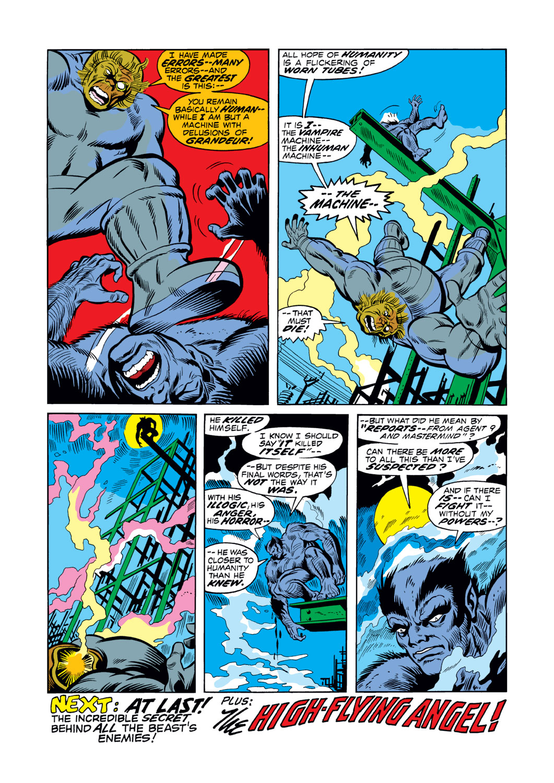 Read online Amazing Adventures (1970) comic -  Issue #14 - 21