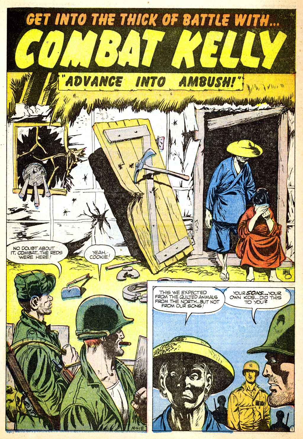 Combat Kelly (1951) issue 44 - Page 28