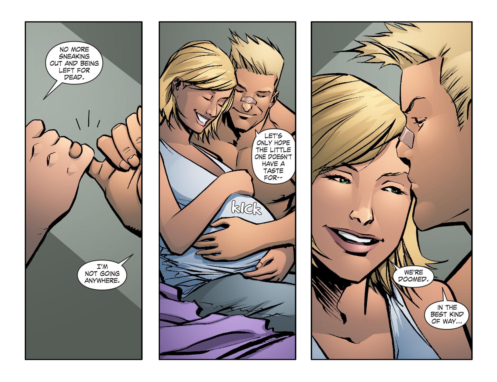 Read online Smallville: Lantern [I] comic -  Issue #12 - 20