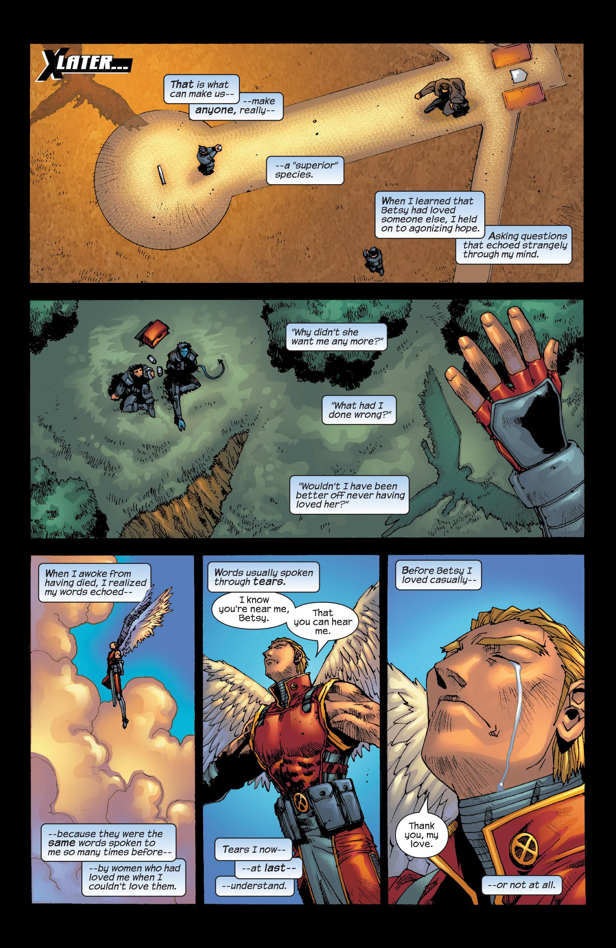 Read online Uncanny X-Men (1963) comic -  Issue #420 - 23