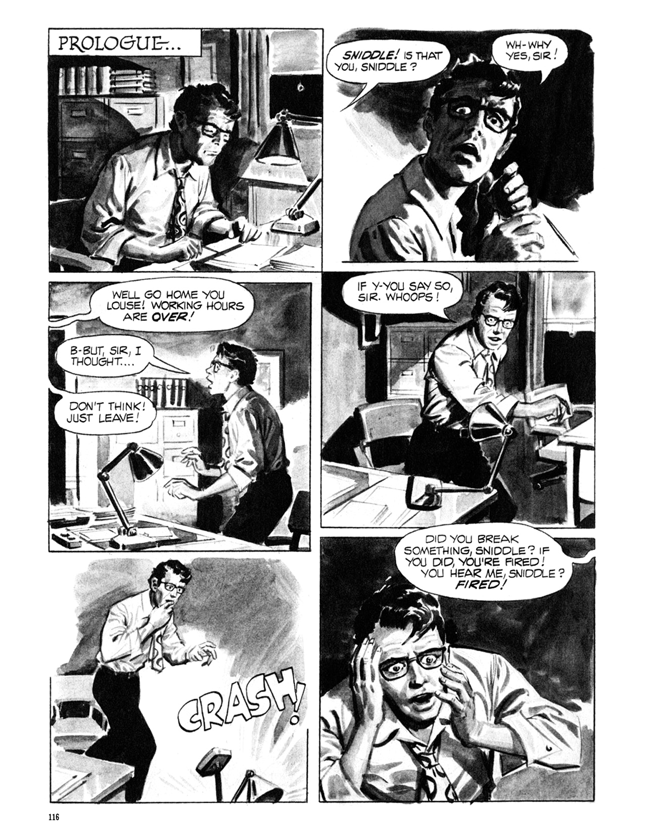 Read online Eerie Archives comic -  Issue # TPB 9 - 117
