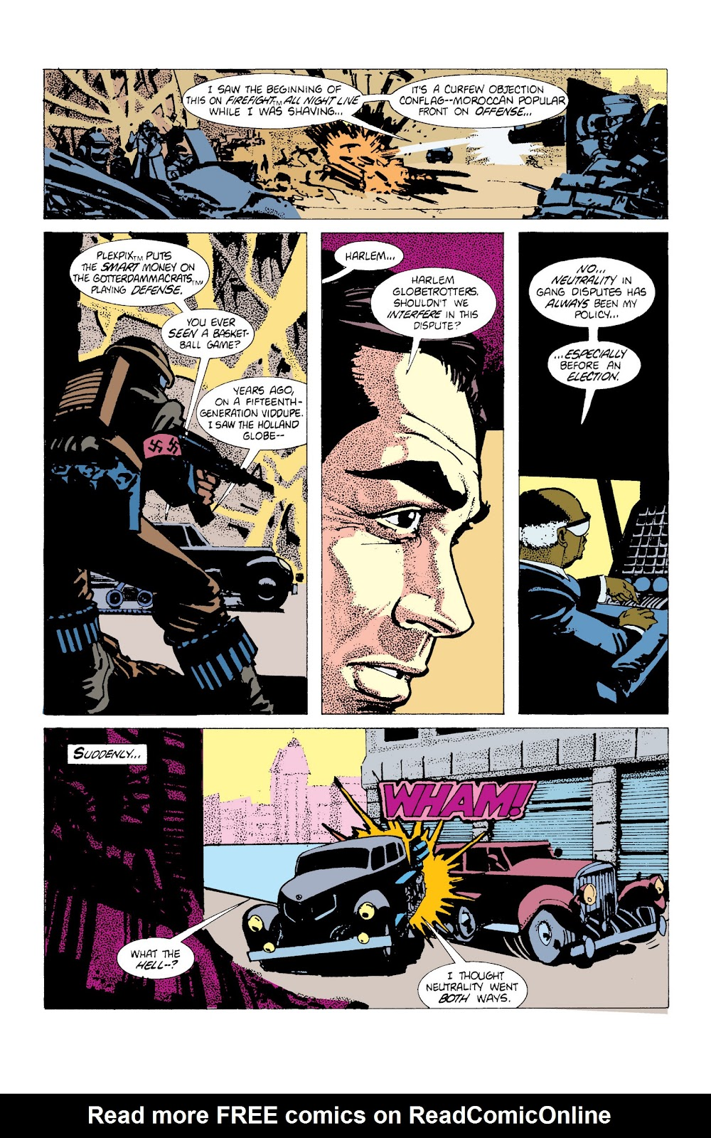 American Flagg! issue Definitive Collection (Part 1) - Page 60