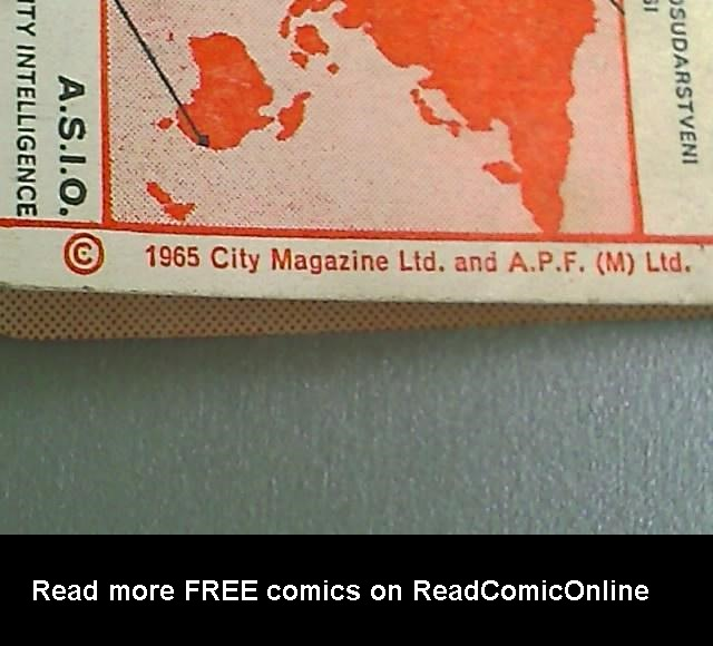 Read online TV Century 21 (TV 21) comic -  Issue #1 - 25