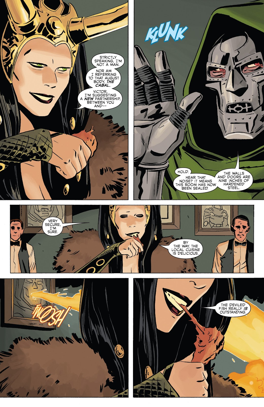 Read online Siege Prelude comic -  Issue # TPB (Part 2) - 8