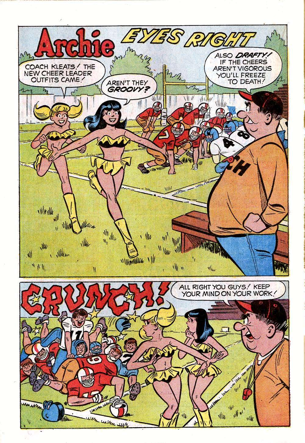 Read online Archie (1960) comic -  Issue #198 - 20