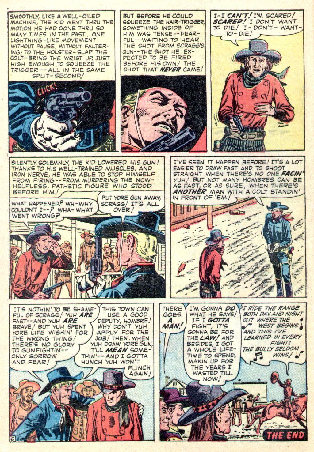 Read online Two-Gun Kid comic -  Issue #49 - 8