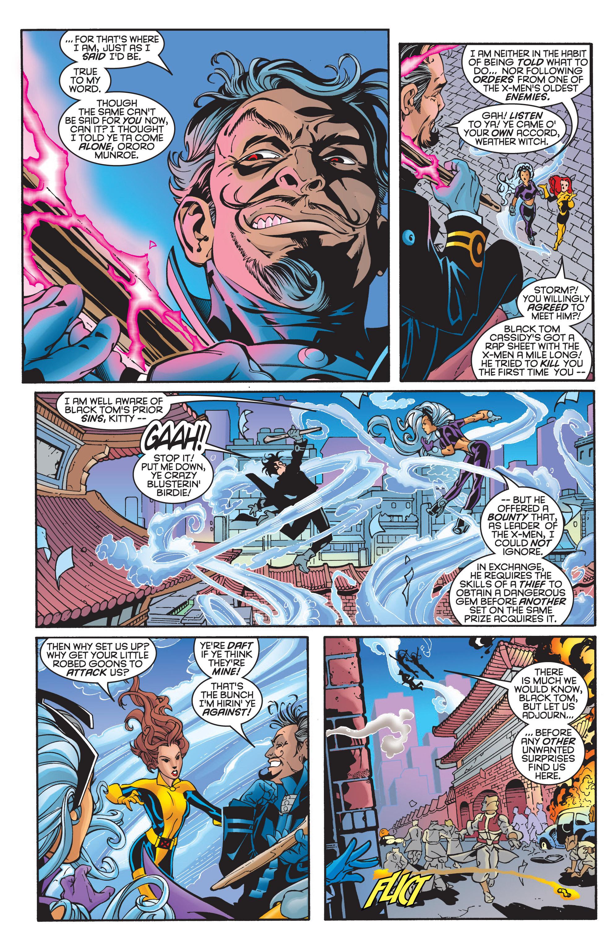 Read online Uncanny X-Men (1963) comic -  Issue #361 - 5