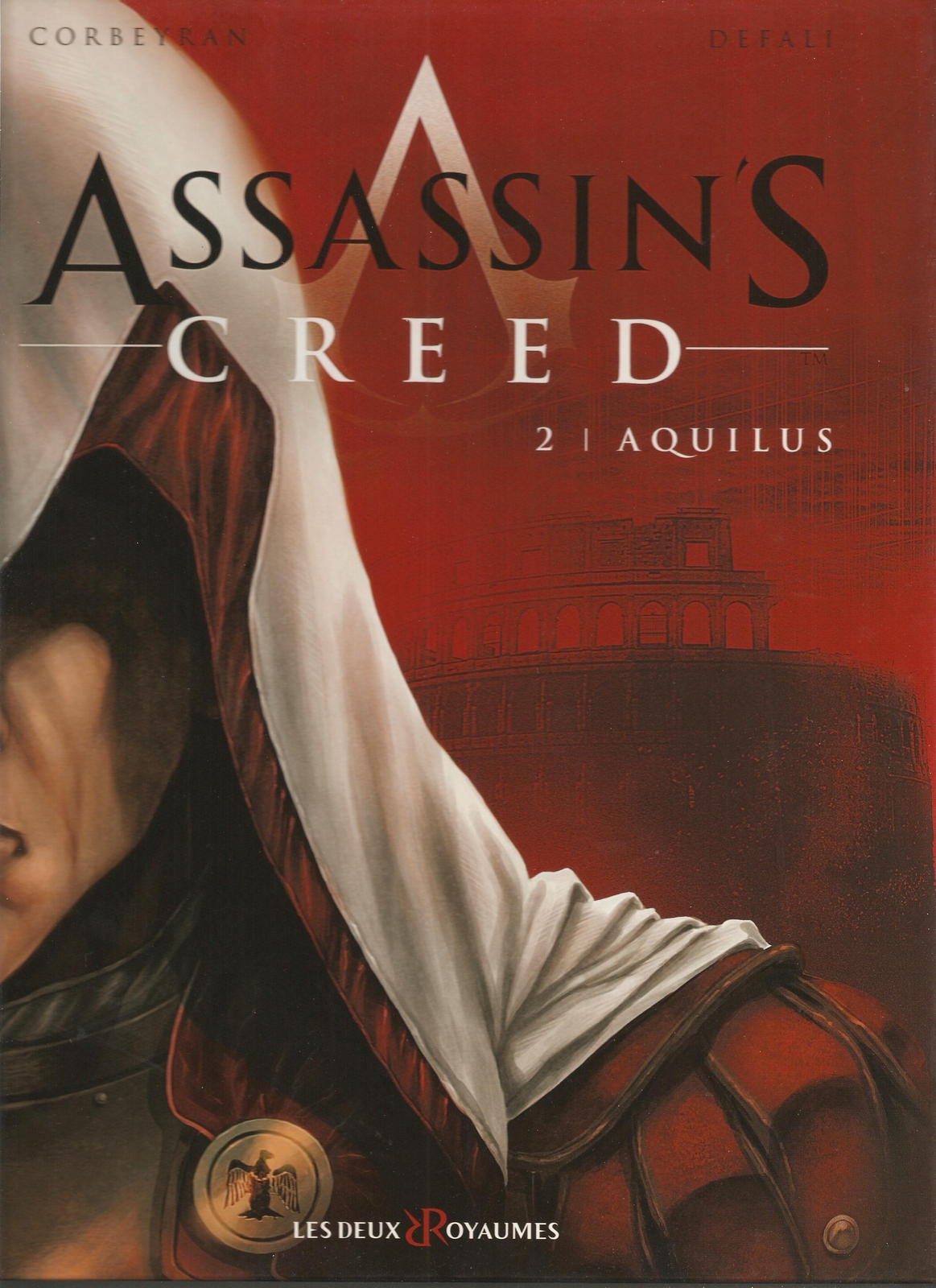 Read online Assassin's Creed (2009) comic -  Issue #2 - 1