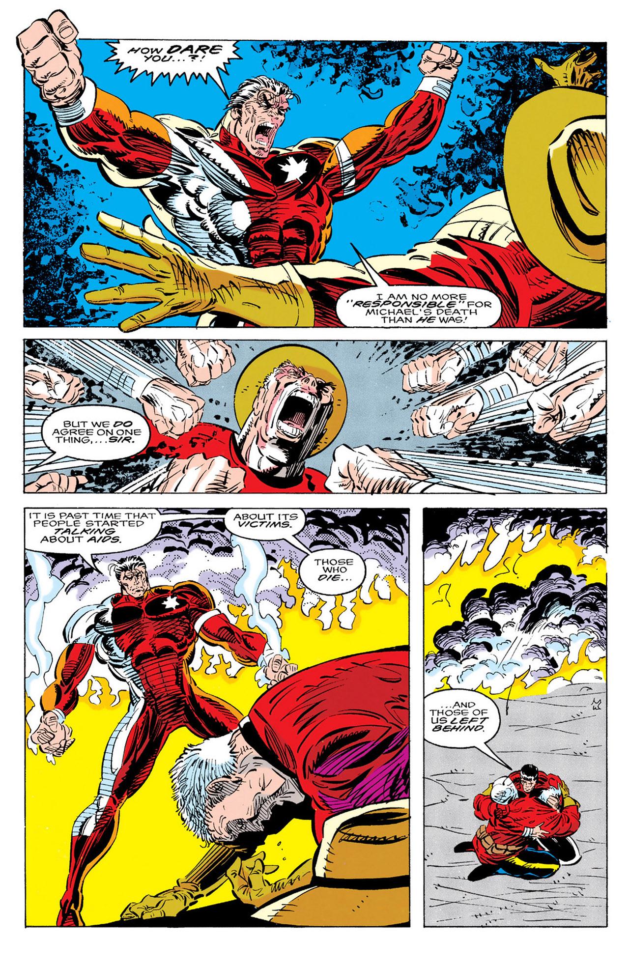 Read online Astonishing X-Men (2004) comic -  Issue # _Annual 1 - 32