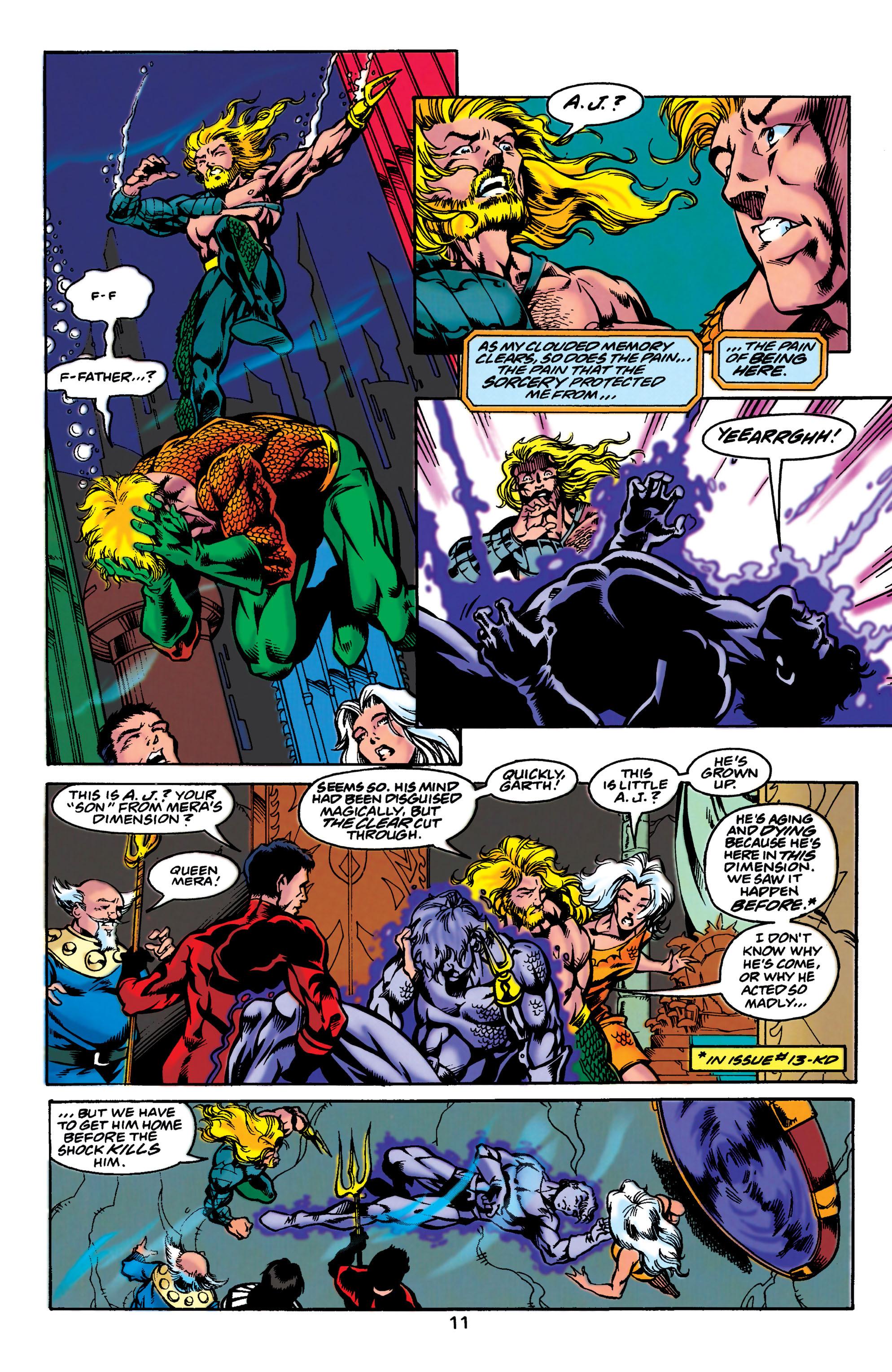 Read online Aquaman (1994) comic -  Issue #47 - 12