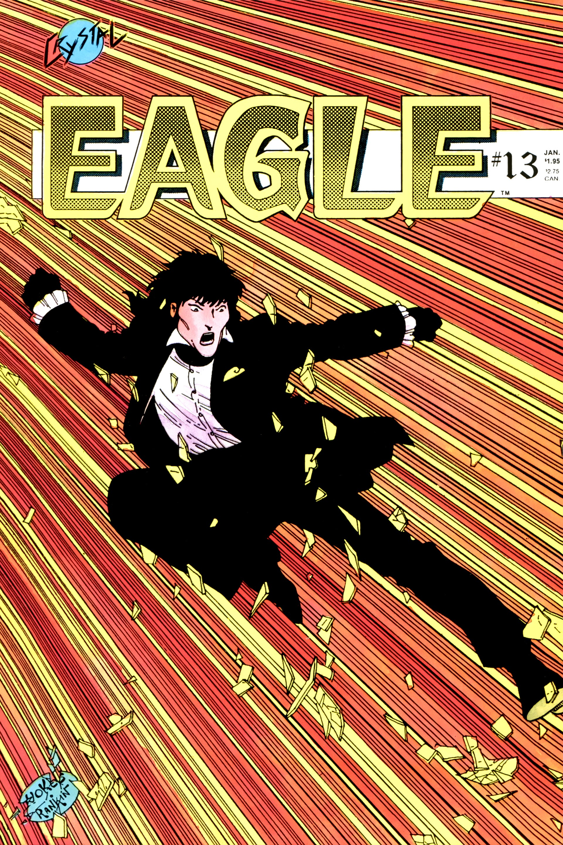 Eagle 13 Page 1