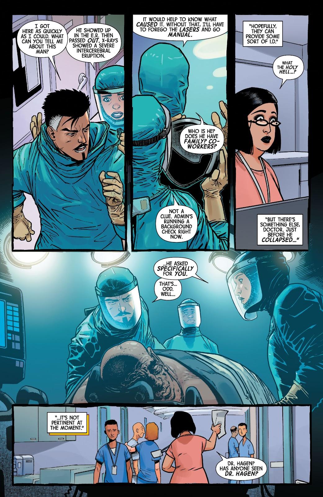 Read online Dr. Strange comic -  Issue #4 - 12