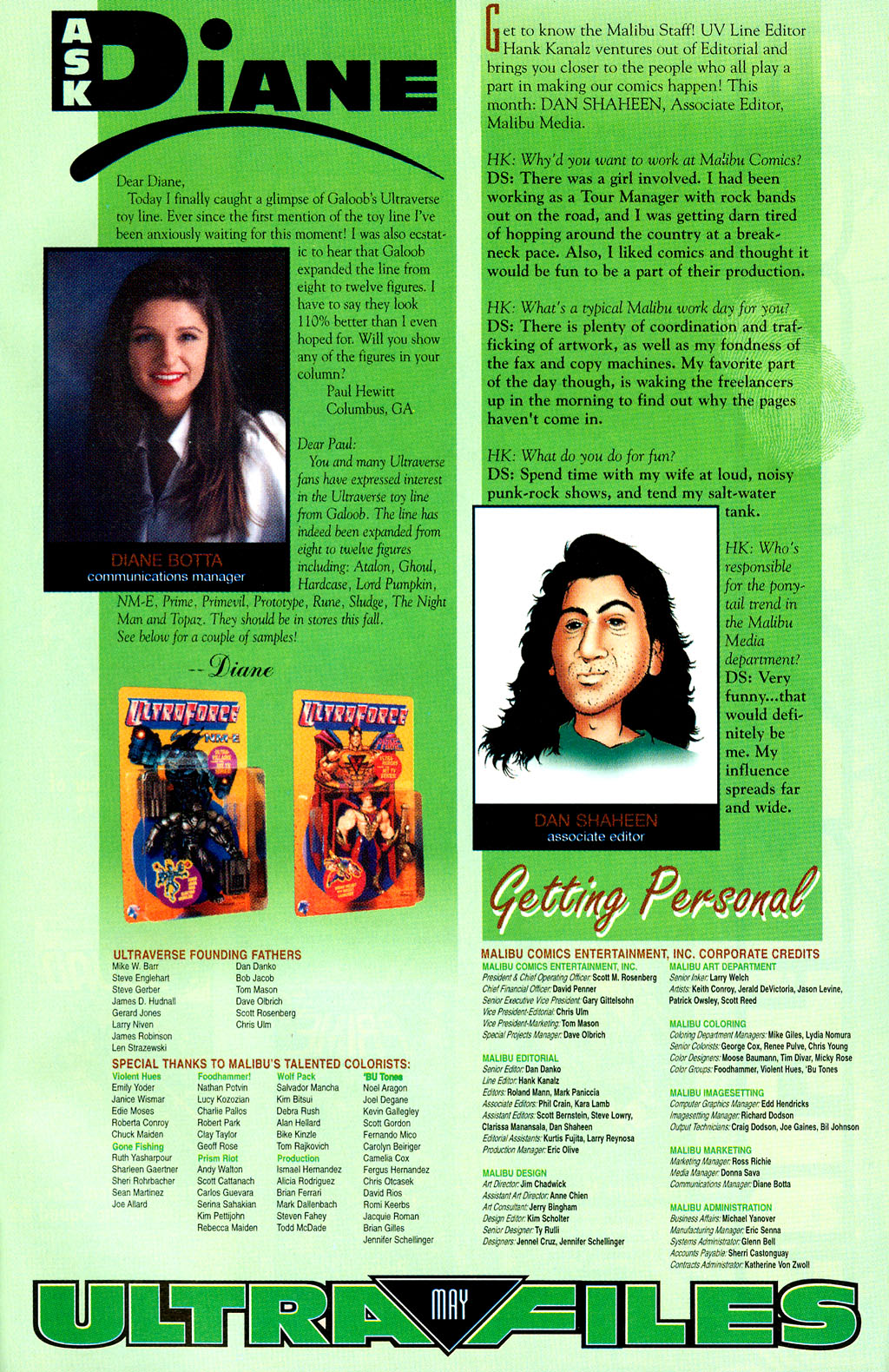 Read online UltraForce (1994) comic -  Issue #8 - 24