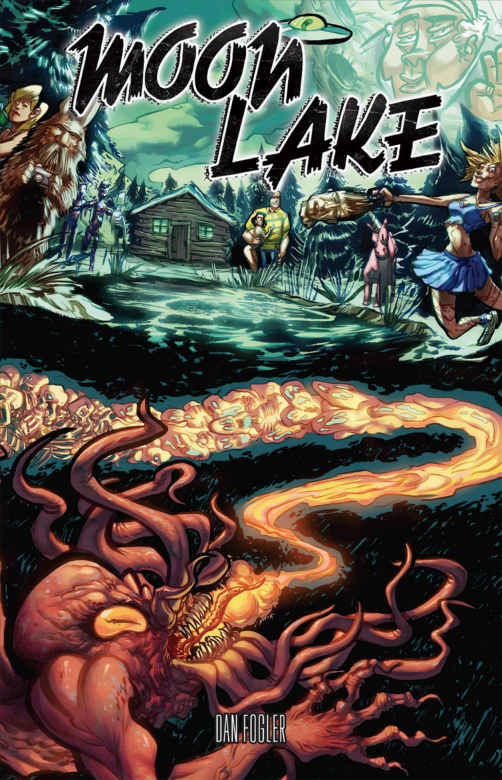 Moon Lake issue TPB_1 - Page 1