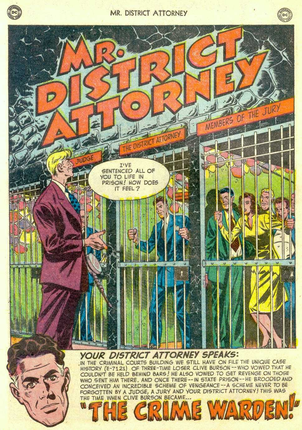 Mr. District Attorney issue 16 - Page 40